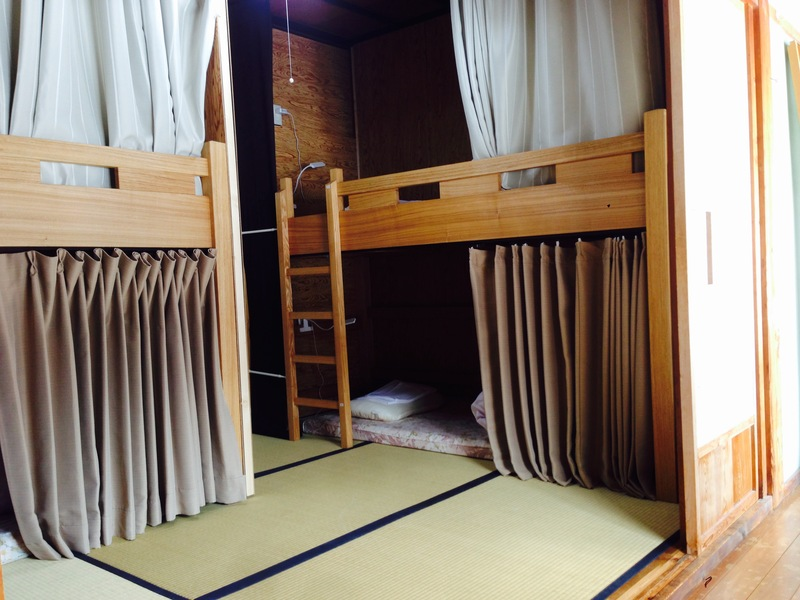 4 beds Mix dormitory (Two bunk beds)